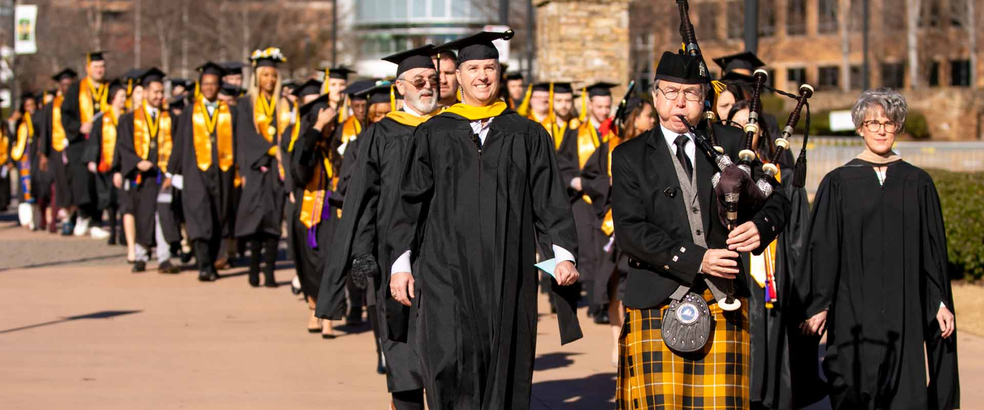 KSU Commencement Traditions